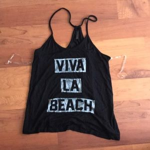 XS beach tank could also fit size S